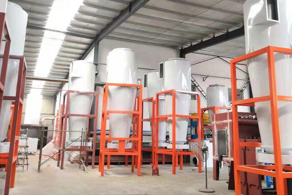 喷塑设备大旋风回收系统