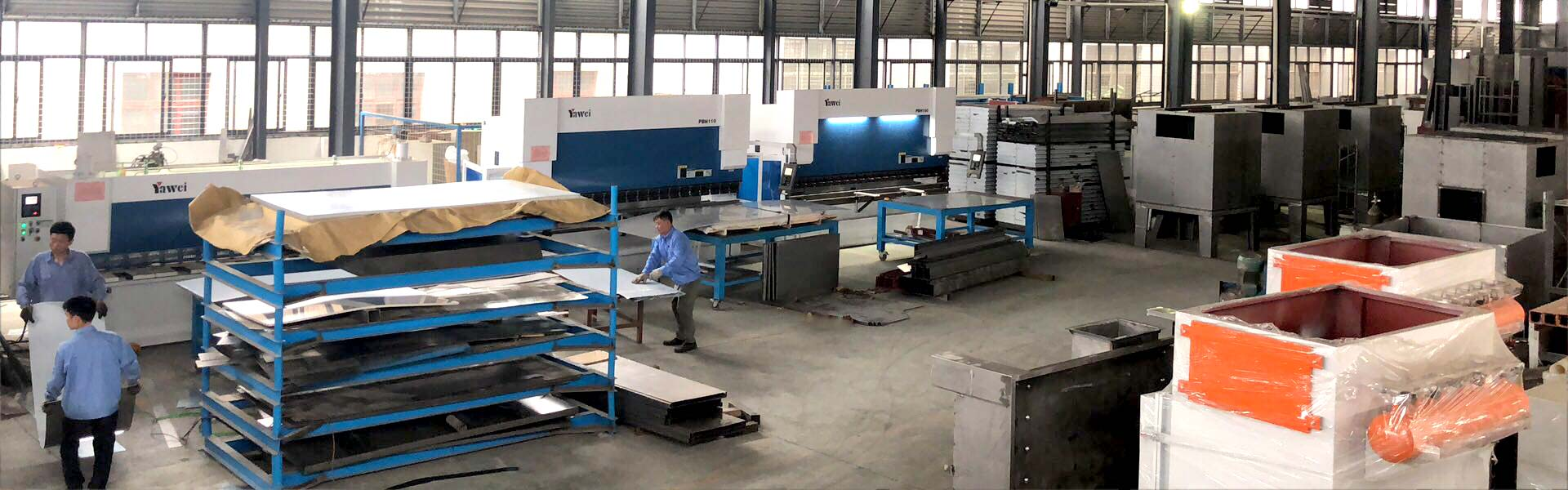 自动化加工设备 6S管理体系 ERP系统控制