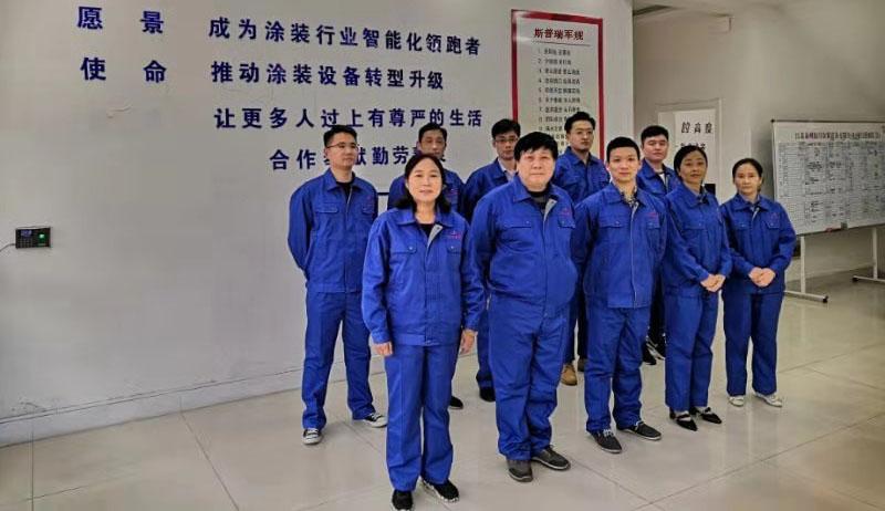 自动喷涂生产线厂家
