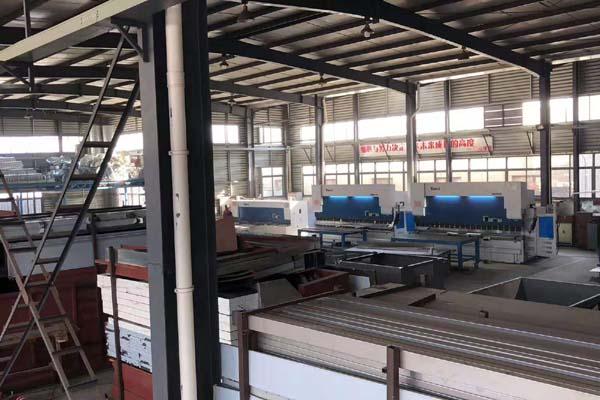 喷塑流水线设备厂家