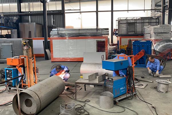 斯普瑞静电喷涂设备厂区