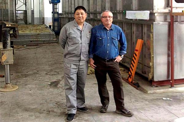 火星撞地球!28年涂装设备制造厂厂长与欧洲工程师怼翻了!!