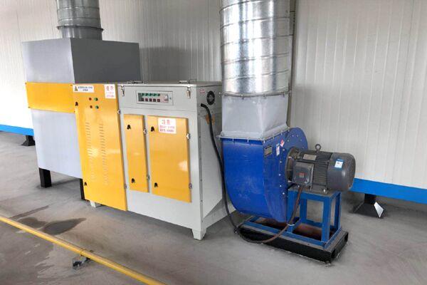 光氧处理喷塑设备