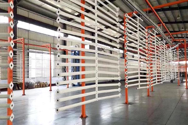 静电喷塑生产线