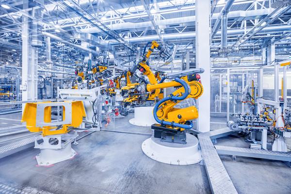 静电喷涂设备厂家:浙江省机器人产业发展成就